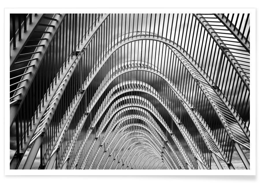 Cage - Chris Leontarakis -Poster