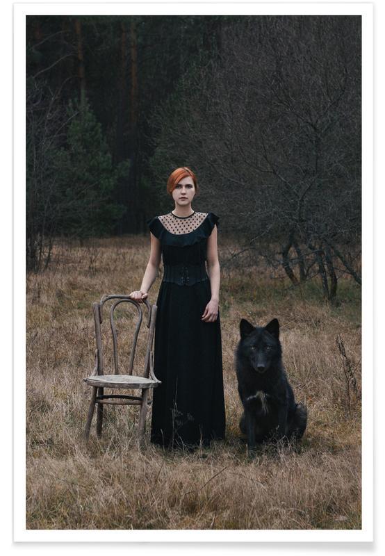 002 - Olga Barantseva poster