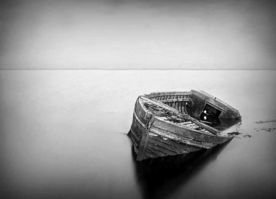 Abandoned - Wild Photo Art -Leinwandbild