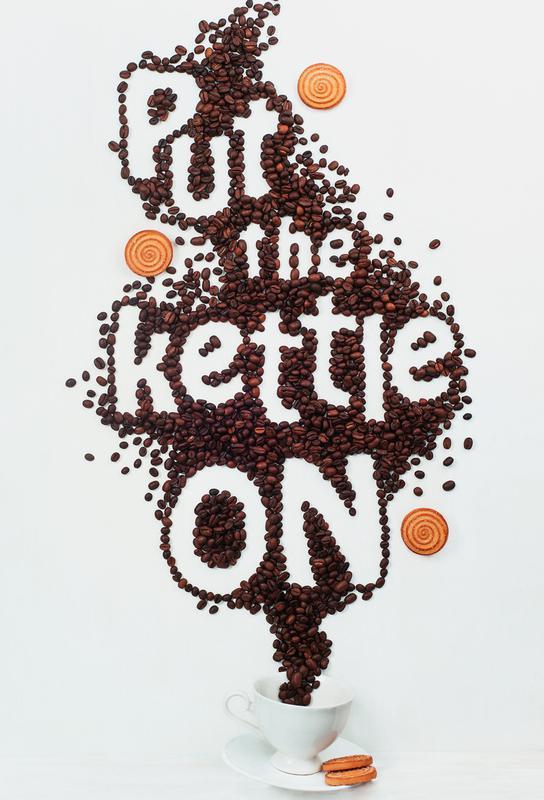 Put The Kettle On! - Dina Belenko alu dibond