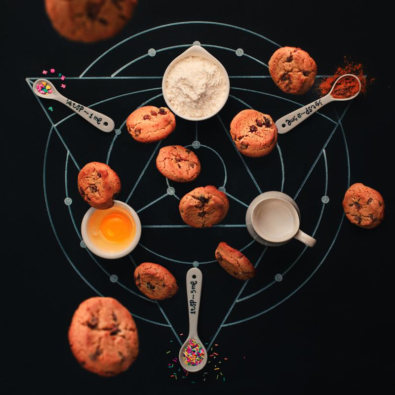 Baking Alchemy - Dina Belenko alu dibond