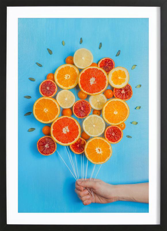 Congratulations On Summer! - Dina Belenko ingelijste print