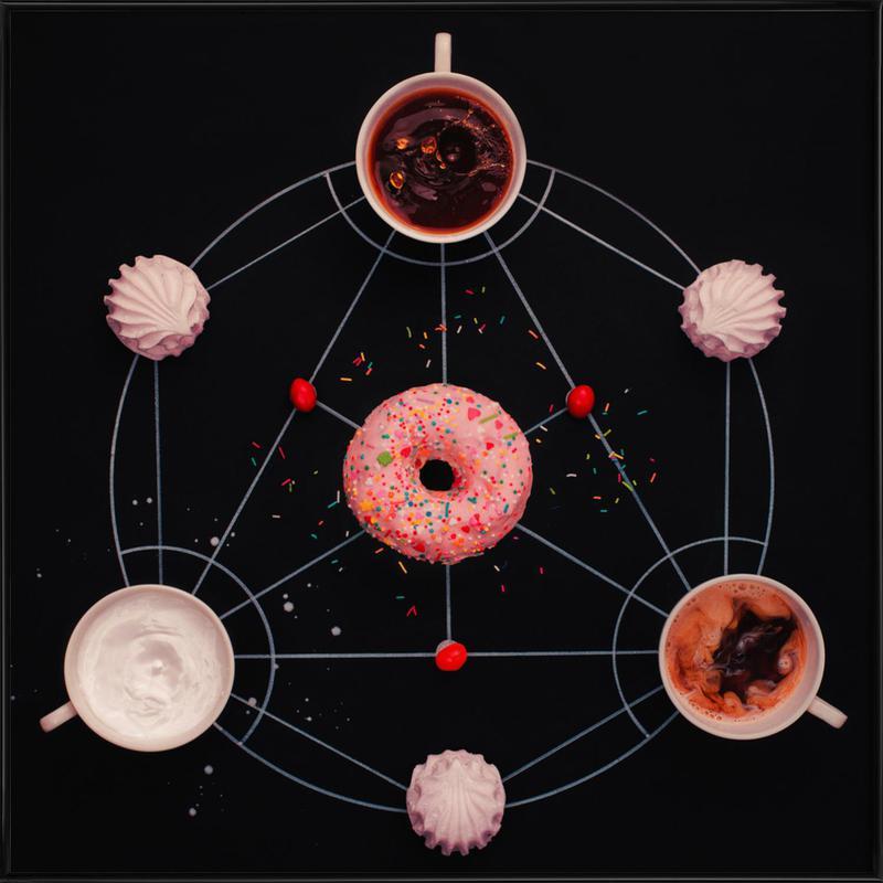 Sweet Alchemy Of Cooking - Dina Belenko ingelijste poster