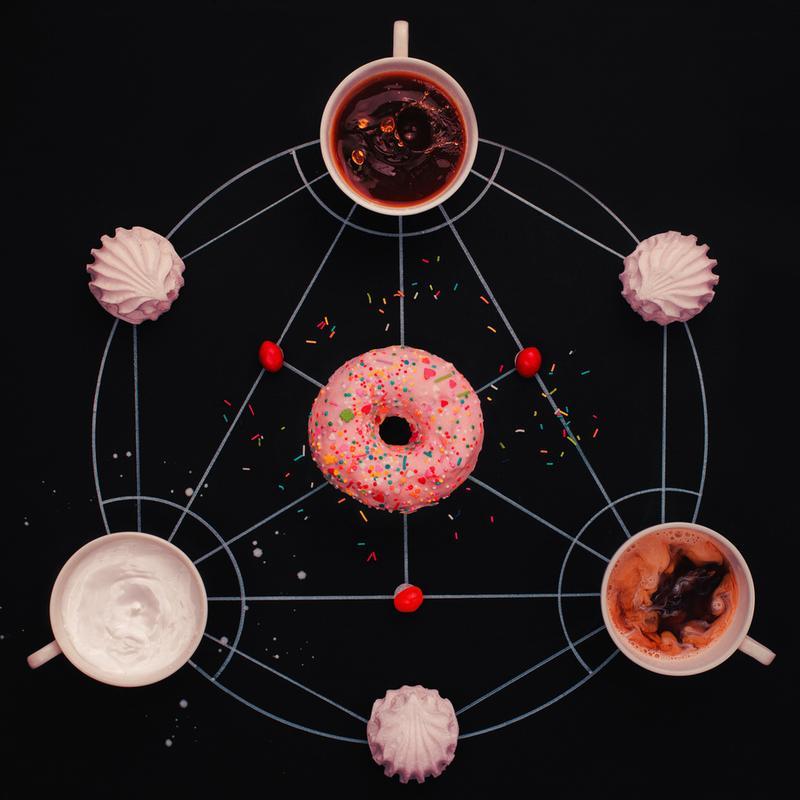 Sweet Alchemy Of Cooking - Dina Belenko alu dibond