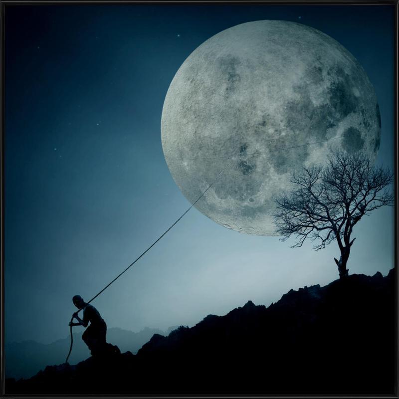 The Dreamer - Final Toto Framed Poster
