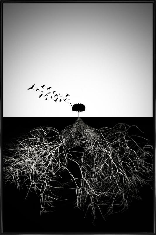Do Not Judge According to Appearance - Souren Arslanian -Bild mit Kunststoffrahmen