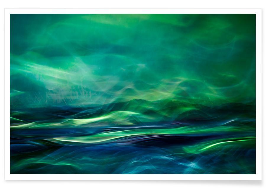 Northern Lights -Poster