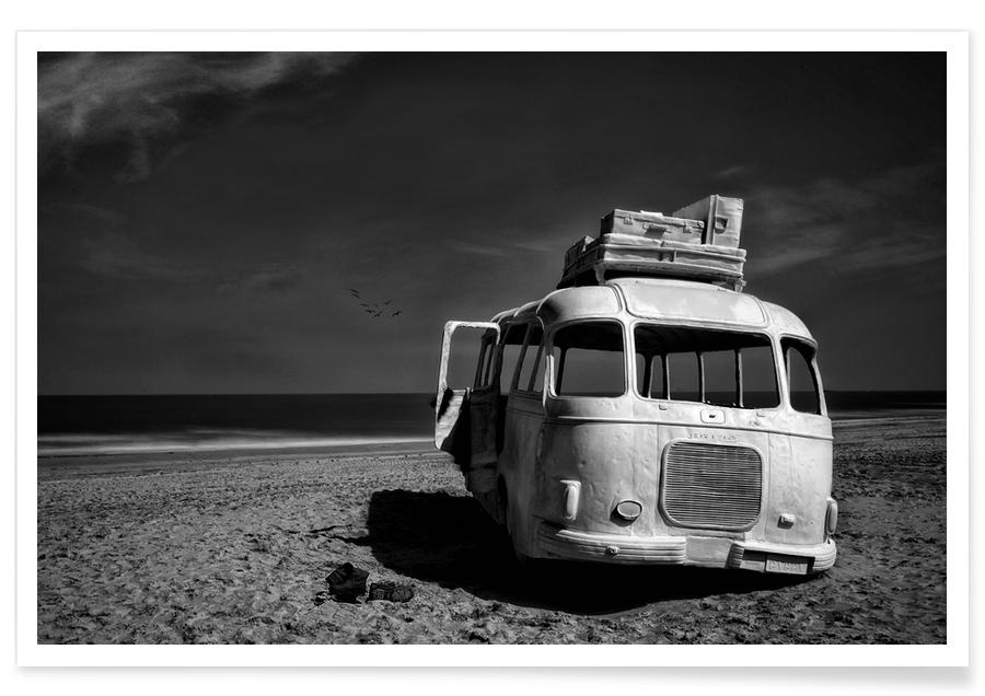 Beached Bus affiche