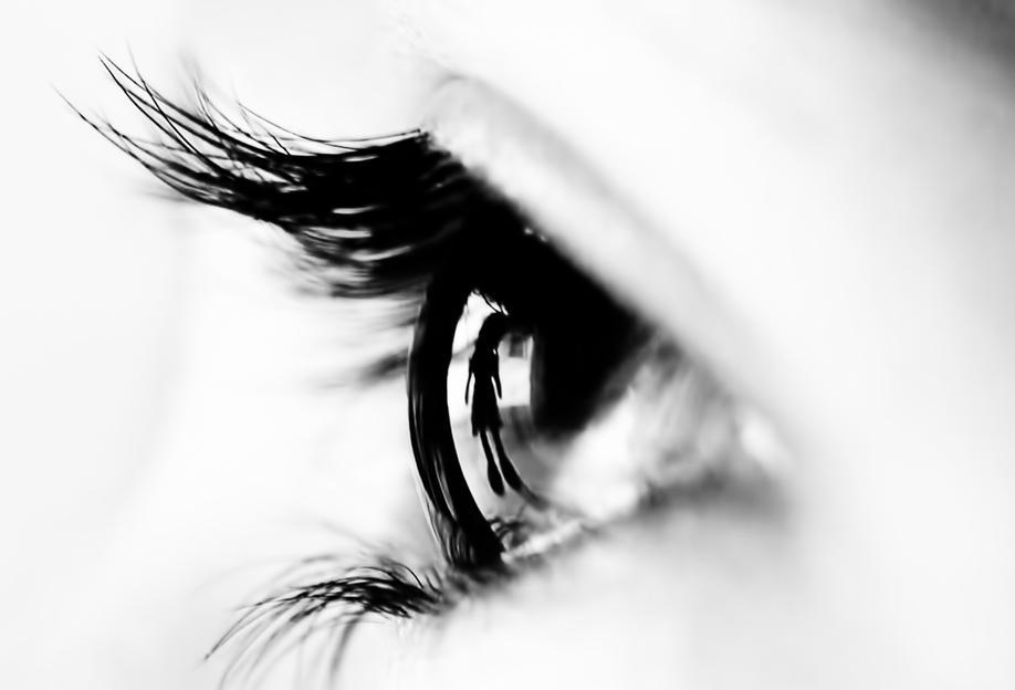 Following You -Acrylglasbild