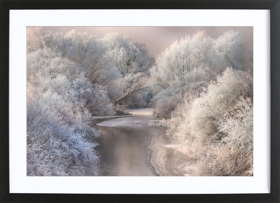Winter Song ingelijste print