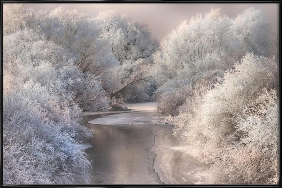Winter Song ingelijste poster