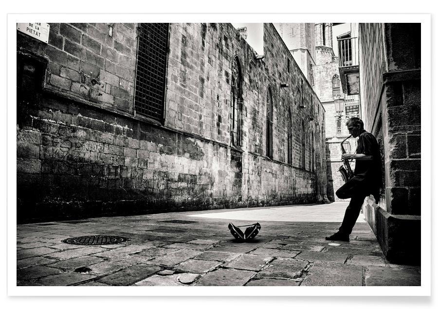 Silent Street poster