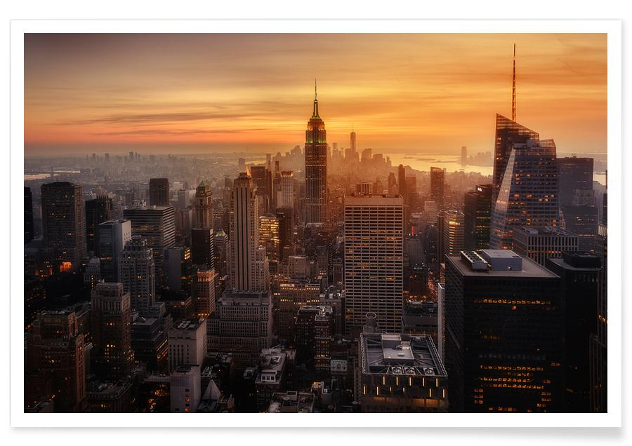 Manhattan's Light affiche