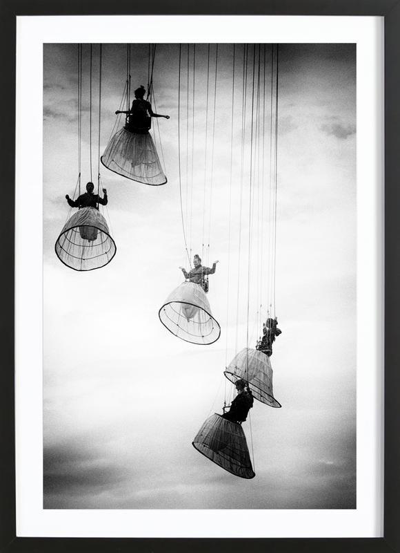 Dutch Angels - Julien Oncete ingelijste print