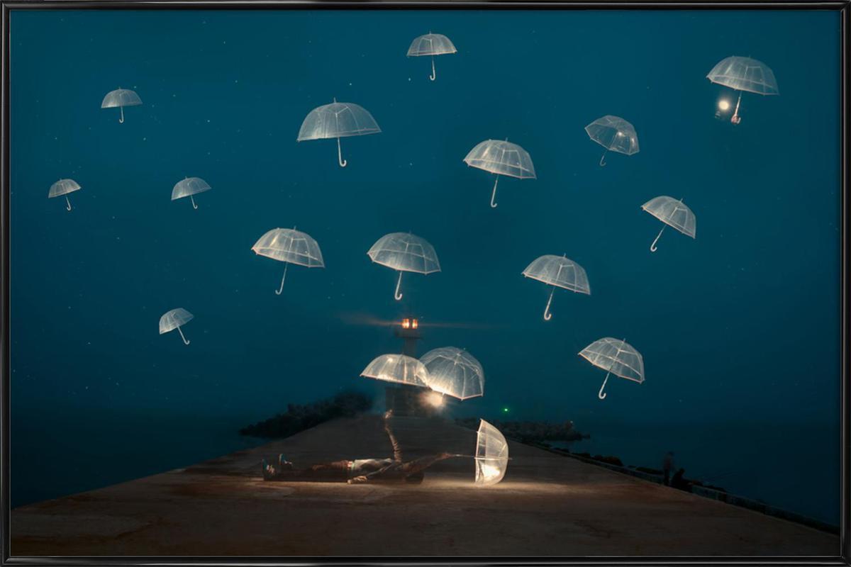 DREAMS - Alexandar Lazarov affiche encadrée