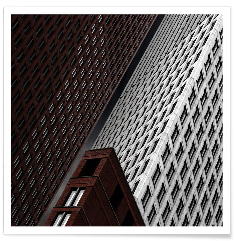 In Tribulation - Gilbert Claes affiche