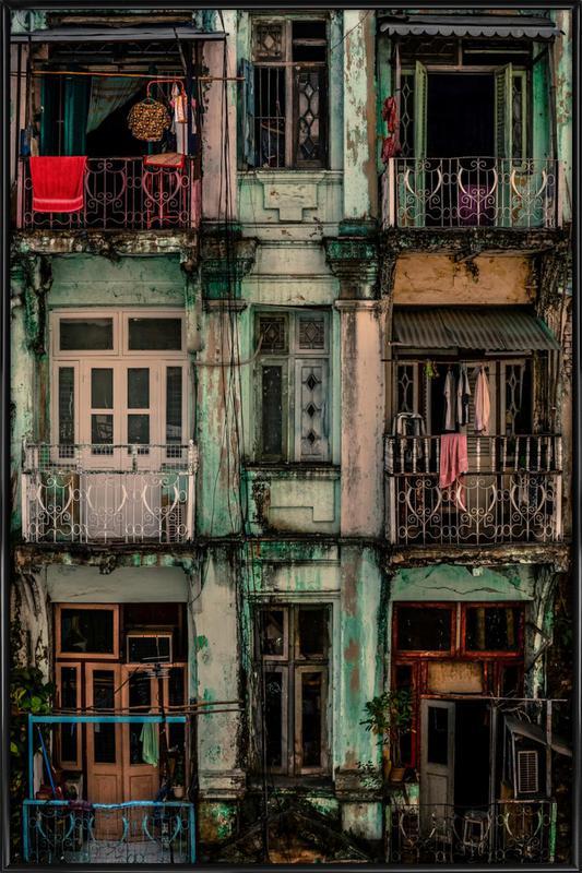 Remnants of Another Era - Marcus Blok affiche encadrée