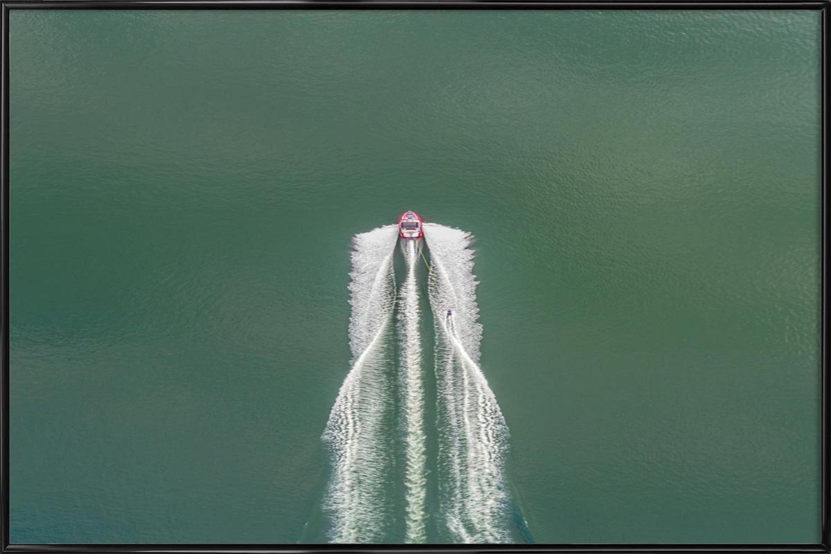 Untitled - Kobayashi Tetsurou -Bild mit Kunststoffrahmen