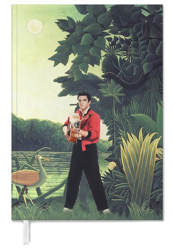 , An Elvis Rousseau Jungle agenda