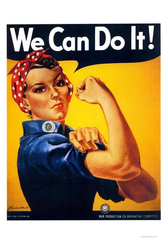 We Can Do It -Alubild