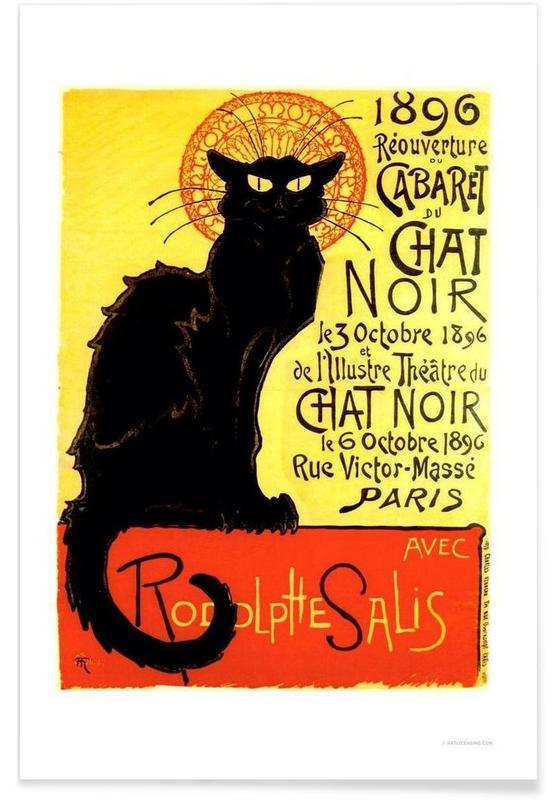 Chat Noir -Poster