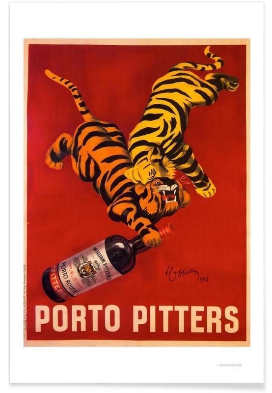 Porto Bitters -Poster