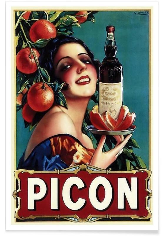 Picon Liquor poster