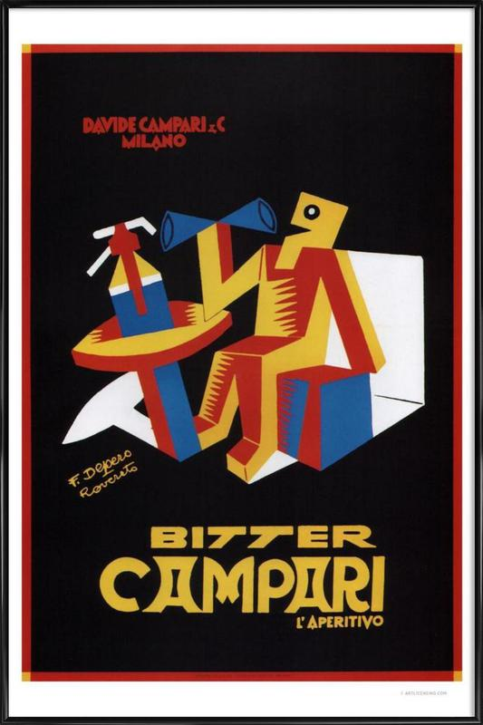 Campari Framed Poster