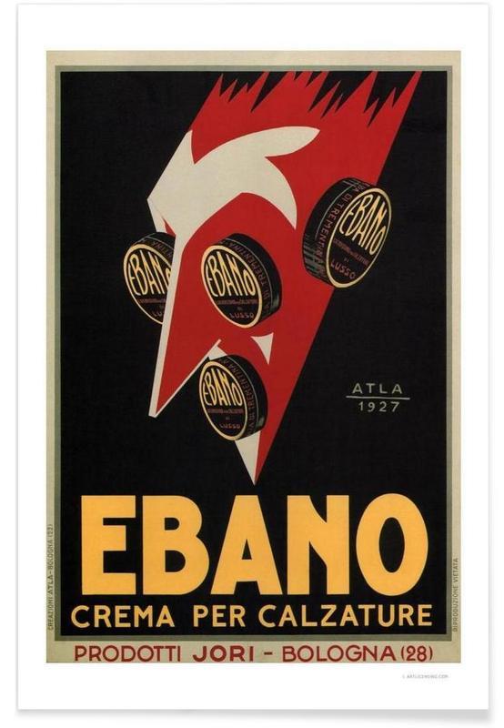 Ebano -Poster