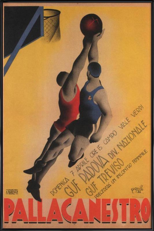 Piquillo Framed Poster