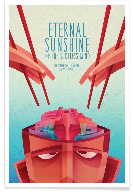 Eternal Sunshine Poster