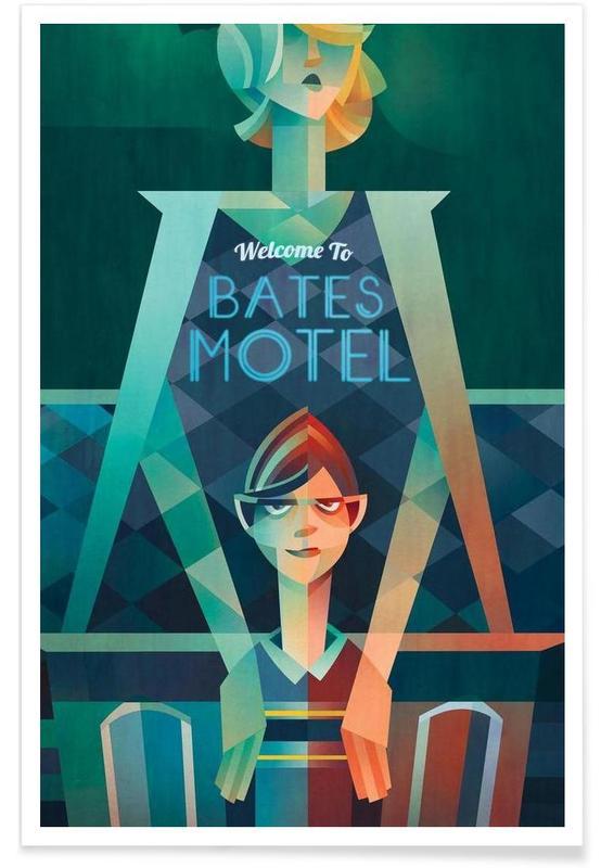 Bates Motel affiche
