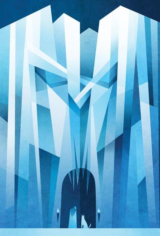 The Wall -Acrylglasbild
