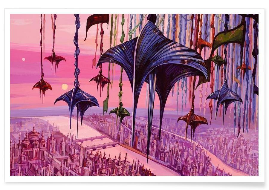 , Nostalgic Fantasy -Poster
