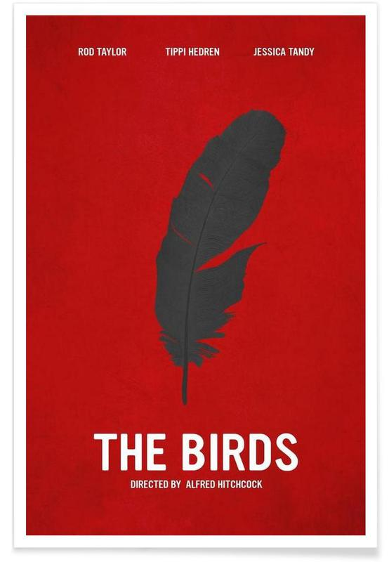 The Birds -Poster
