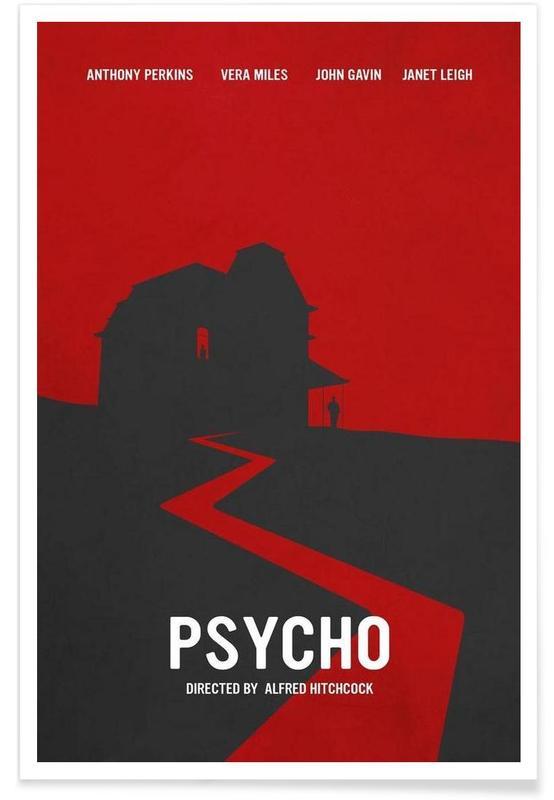 Psycho -Poster