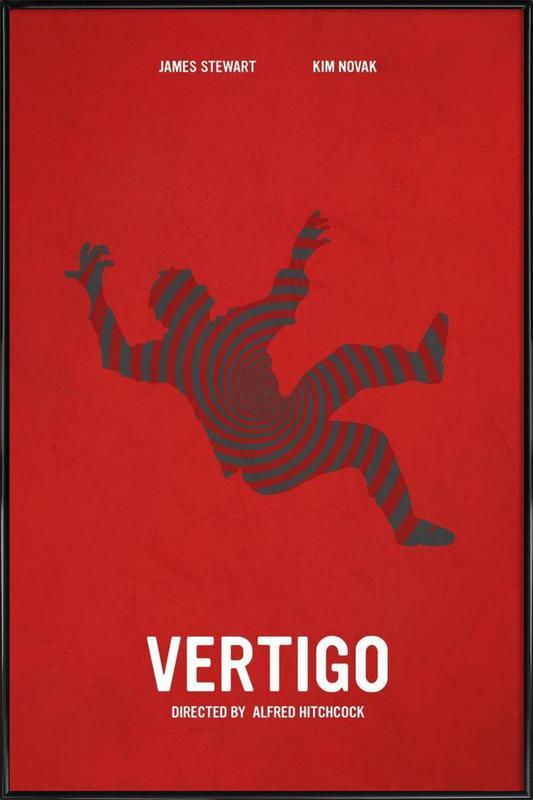 Vertigo Framed Poster