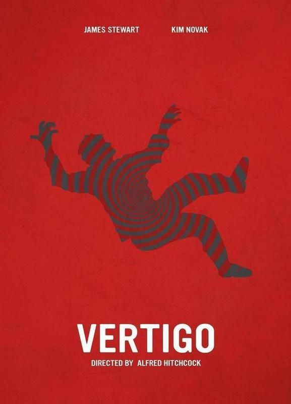Vertigo -Leinwandbild