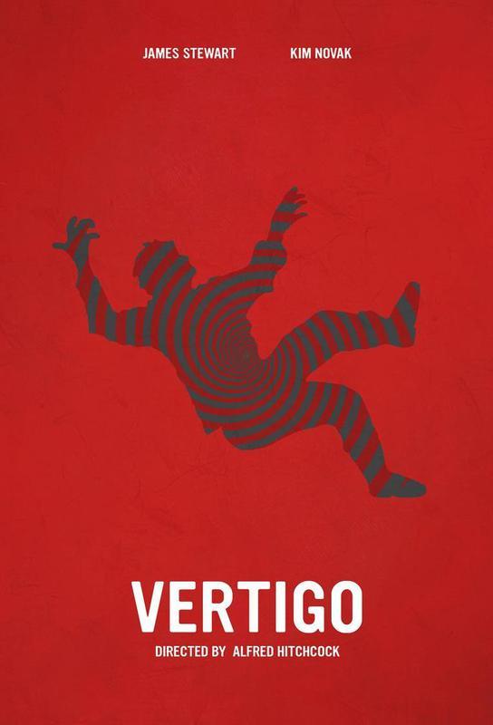 Vertigo Aluminium Print