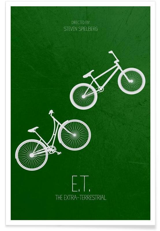 Movies, E.T. Poster