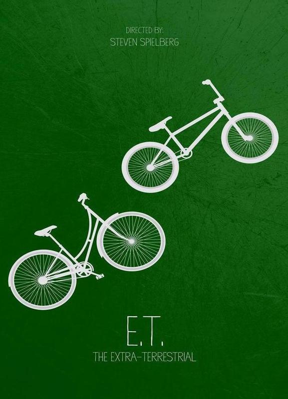 E.T. -Leinwandbild
