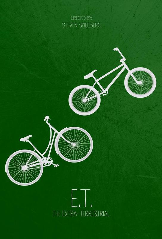 E.T. -Alubild