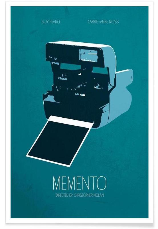 Films, Memento affiche