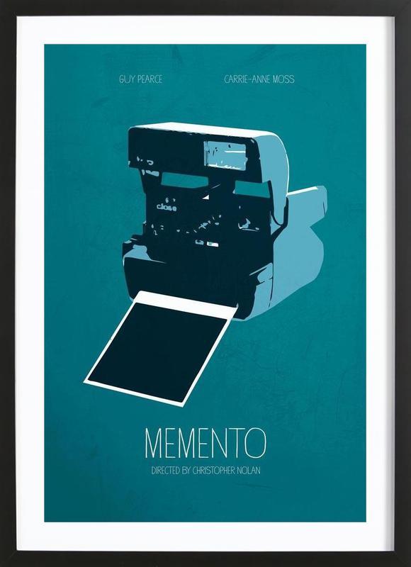 Memento Framed Print