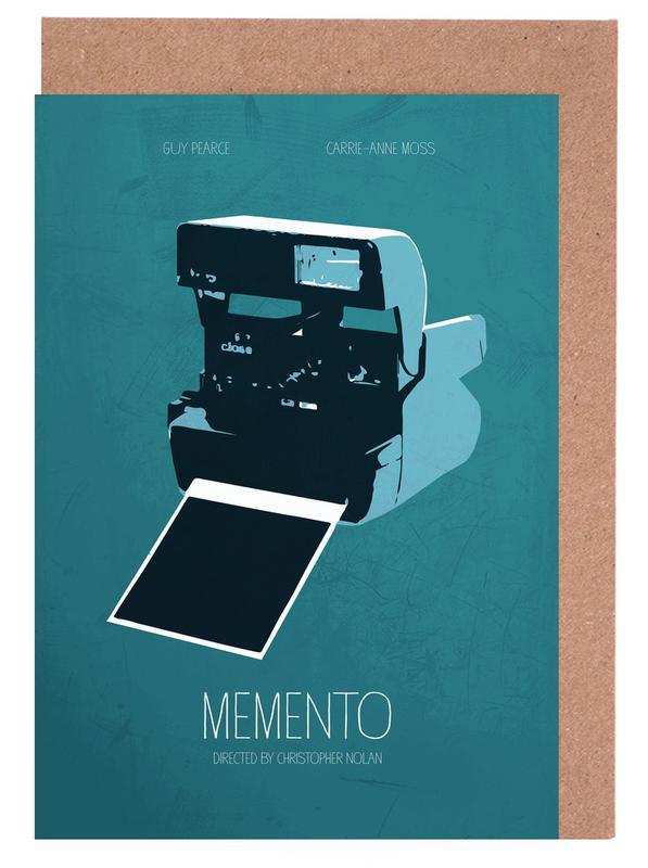Memento Greeting Card Set