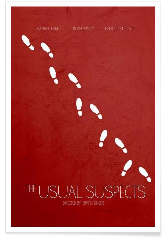 The Usual Suspects affiche