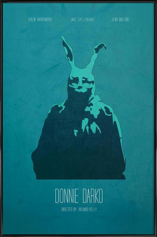 Donnie Darko Framed Poster