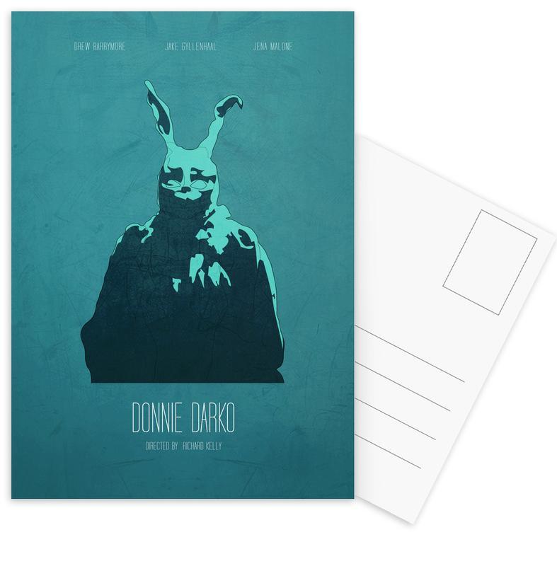 Films, Donnie Darko ansichtkaartenset