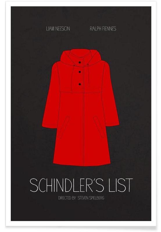 Films, Schindler's List poster