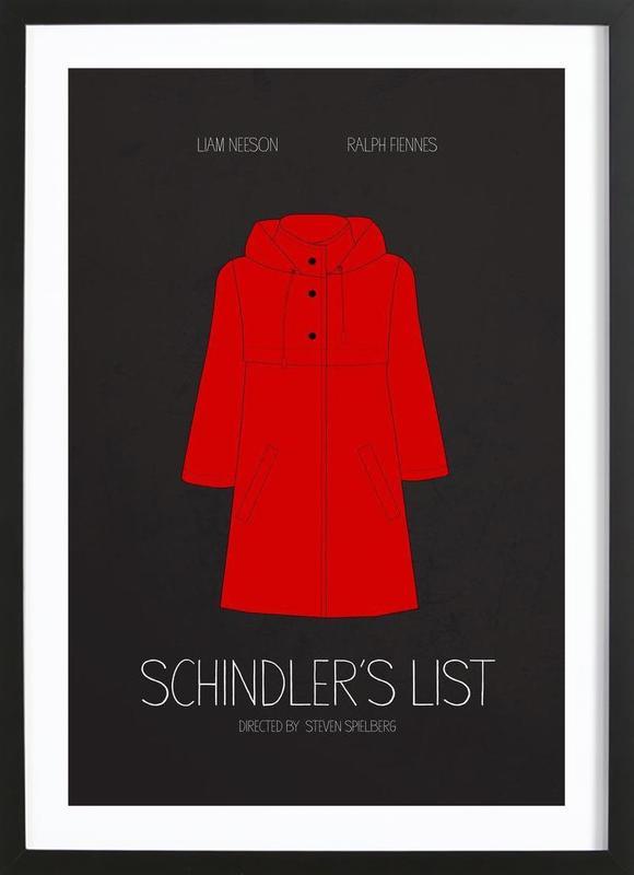 Schindler's List Framed Print